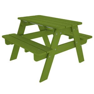 Kid Lime Picnic Table