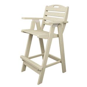 Nautical Sand Bar Height Chair