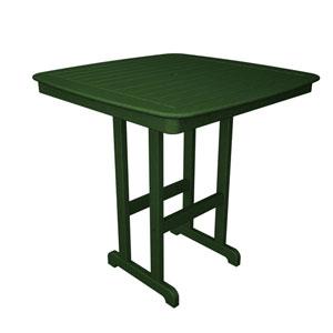 Nautical Green 44 Inch Bar Height Table