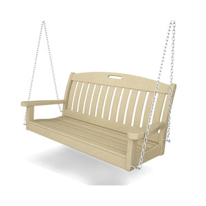 Nautical Sand 48 Inch Swing