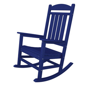 Rocker Pacific Blue Presidential