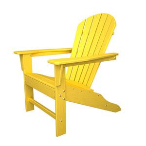 South Beach Adirondack Lemon Chair