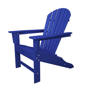 South Beach Adirondack Pacific Blue Chair