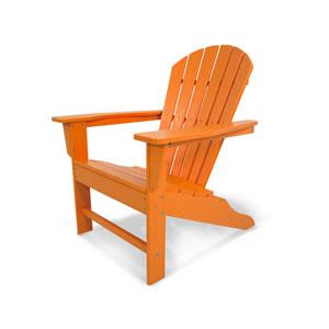 South Beach Adirondack Tangerine Chair