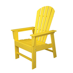 South Beach Adirondack Lemon Dining Chair