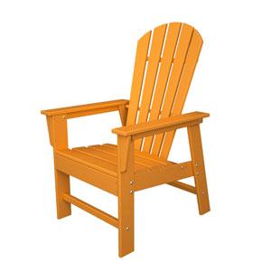 South Beach Adirondack Tangerine Dining Chair