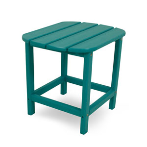 South Beach Adirondack Aruba 18 Inch Side Table