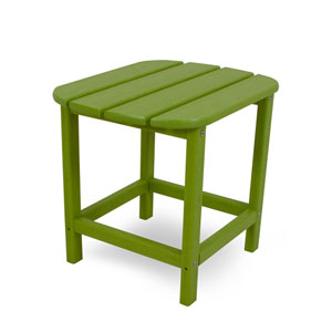 South Beach Adirondack Lime 18 Inch Side Table