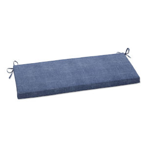 Tory Blue Bench Cushion