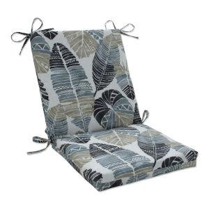 Hixon Black Tan Gray Chair Cushion