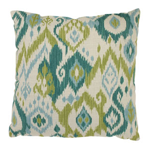 Gunnison 18-Inch Throw Pillow in Grasshopper