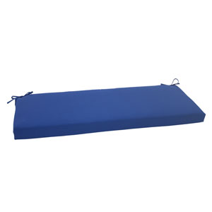 Outdoor Fresco Bench Cushion in Navy
