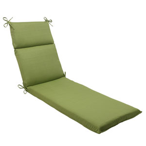 Outdoor Forsyth Chaise Lounge Cushion in Green