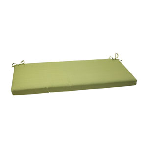 Outdoor Forsyth Bench Cushion in Green