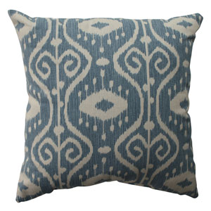 Empire Yacht 16.5-inch Throw Pillow