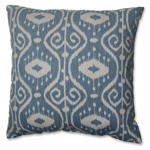 Empire Yacht 18-inch Throw Pillow