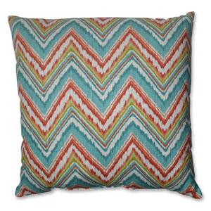 Chevron Cherade 24.5-inch Floor Pillow