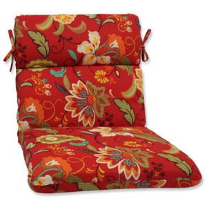 Tamariu Alfresco Valencia Rounded Corners Outdoor Chair Cushion Cushion