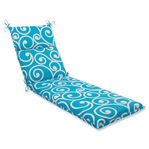 Best Turquoise Outdoor Chaise Lounge Cushion