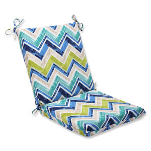 Marquesa Marine Squared Corners Outdoor Chair Cushion Cushion
