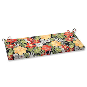 Clemens Noir Outdoor Bench Cushion
