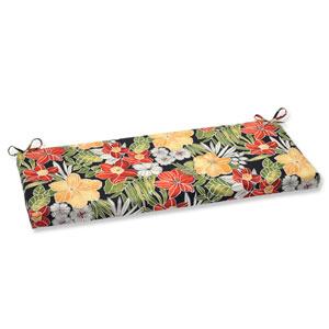 Clemens Noir Outdoor Bench Cushion
