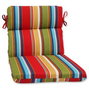 Westport Garden Rounded Corners Outdoor Chair Cushion Cushion