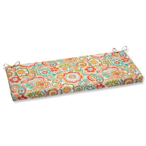 Bronwood Carnival Outdoor Bench Cushion