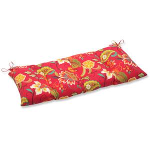 Tamariu Alfresco Valencia Wrought Iron Outdoor Loveseat Cushion