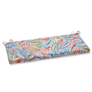 Ummi Multicolor Outdoor Bench Cushion