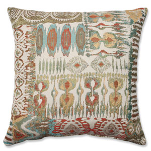 Medley Multicolor 16.5-inch Throw Pillow