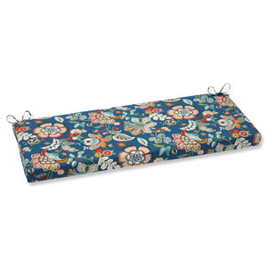 Telfair Peacock Outdoor Bench Cushion