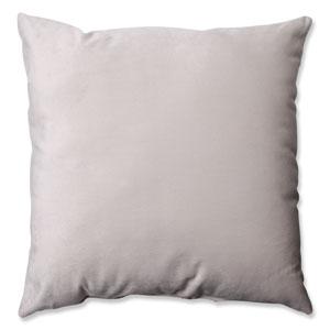 Belvedere Beach Knit Velvet 24.5-inch Floor Pillow