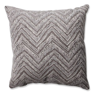 Union Driftwood Chenille 18-inch Throw Pillow