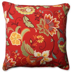 Tamariu Alfresco Valencia 25-inch Outdoor Floor Pillow