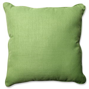 Rave Lawn Green 25-inch Outdoor Floor Pillow