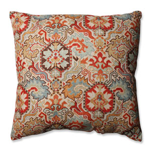 Madrid Multicolor 24.5-Inch Floor Pillow