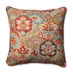 Madrid Multicolor 18-Inch Throw Pillow