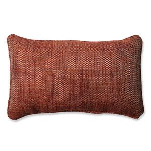 Tweak Red Sedona Rectangular Throw Pillow