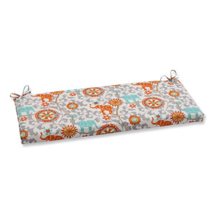 Outdoor Menagerie Cayenne Bench Cushion
