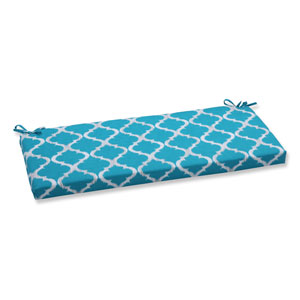 Outdoor Kobette Teal Bench Cushion
