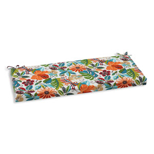 Outdoor Lensing Jungle Bench Cushion