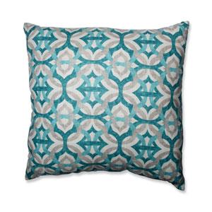 Tipton Frost 24.5-inch Floor Pillow