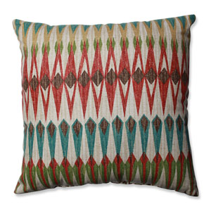 Acela Adobe 16.5-Inch Throw Pillow