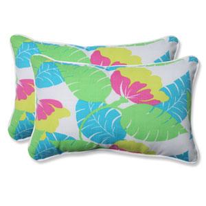 Outdoor Avia Fiesta Rectangular Throw Pillow, Set of 2