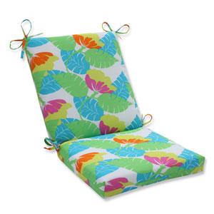 Outdoor Avia Fiesta Squared Corners Chair Cushion