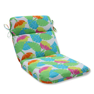 Outdoor Avia Fiesta Rounded Corners Chair Cushion