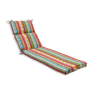 Outdoor Cotrell Garden Chaise Lounge Cushion