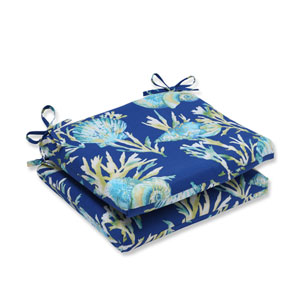 Outdoor Daytrip Pacific Squared Corners Seat Cushion, Set of 2