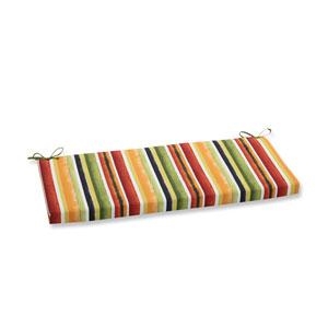 Outdoor Dina Noir Bench Cushion